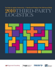 Third-Party Logistics of State of Logistics Oustsourcing