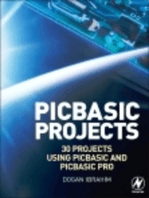 PIC Basic Projects: 30 Projects using PIC BASIC and PIC BASIC PRO