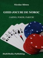 Ghid jocuri de noroc