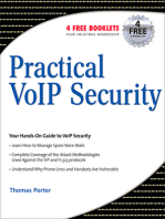 Practical VoIP Security
