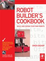 Robot Builder's Cookbook