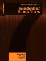 Seven Deadliest Network Attacks