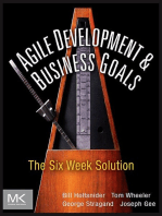 Agile Development and Business Goals
