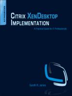 Citrix XenDesktop Implementation