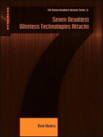 Seven Deadliest Wireless Technologies Attacks