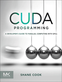 CUDA Programming: A Developer's Guide to Parallel Computing with GPUs