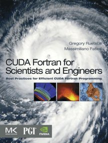 CUDA Fortran for Scientists and Engineers: Best Practices for Efficient CUDA Fortran Programming