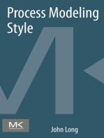 Process Modeling Style