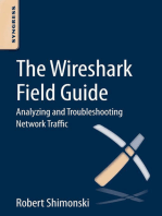 The Wireshark Field Guide: Analyzing and Troubleshooting Network Traffic