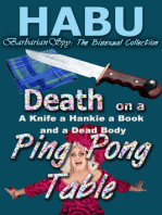 Death on a Ping Pong Table (An Erotic Murder Mystery)