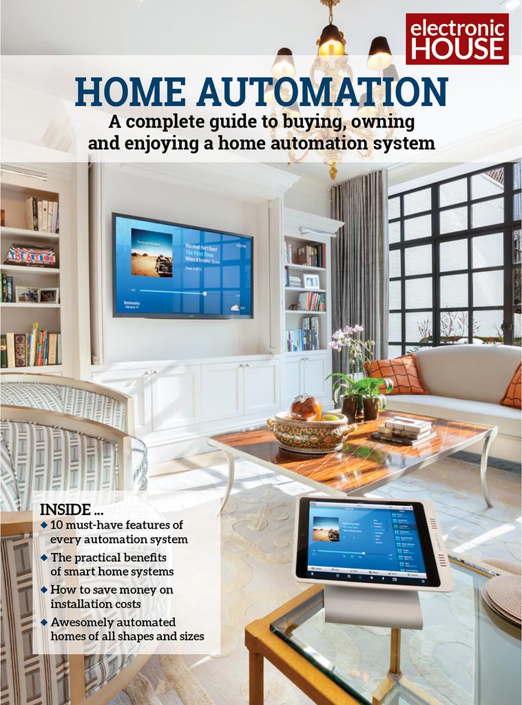 Lea Home Automation de Lisa Montgomery en línea | Libros
