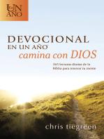 Devocional en un año -- Camina con Dios