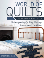 World of Quilts—25 Modern Projects