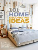 101 Home Decorating Ideas