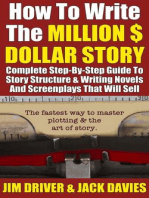 How To Write The Million Dollar Story