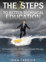 The 5 Steps to Better Technical Education