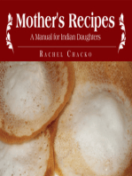 Mother's Recipes: A Manual for Indian Daughters