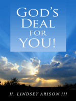 God's Deal for You!