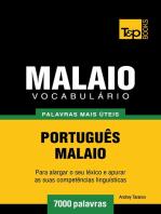 Vocabulário Português-Malaio
