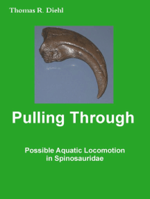 Pulling Through - Possible Aquatic Locomotion in Spinosauridae