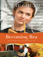 Becoming Bea (The Courtships of Lancaster County Book #4)