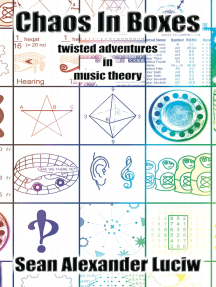 Chaos In Boxes: twisted adventures in music theory