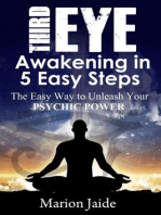Third Eye Awakening in 5 Easy Steps (New Age Healing for Modern Life, #3)