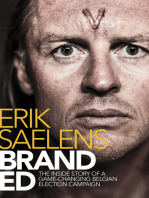 Branded, The Inside Story Of A Game-changing Belgian Election Campaign