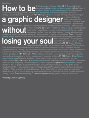 How to Be a Graphic Designer without Losing Your Soul by Adrian Shaughnessy  - Book - Read Online
