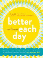 Better Each Day