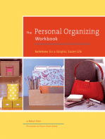 The Personal Organizing Workbook: Solutions for a Simpler, Easier Life