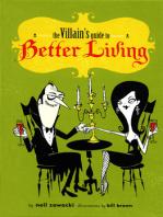 The Villain's Guide to Better Living