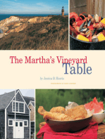 The Martha's Vineyard Table