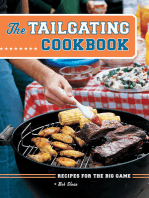 The Tailgating Cookbook
