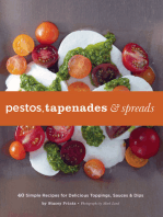 Pestos, Tapenades, and Spreads