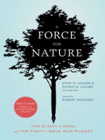 A Force for Nature