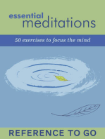 Essential Meditations