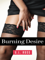 Burning Desire (The Flyboy Trilogy Book 2)