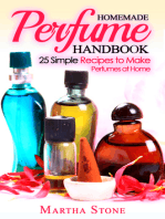 Homemade Perfume Handbook
