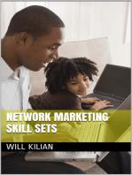 Network Marketing Skill Sets