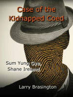 Case of the Missing Coed (Shane Ireland, Elf Detective, #3)