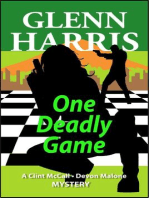 One Deadly Game (McCall / Malone Mystery, #3)