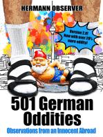 501 German Oddities