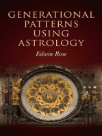 Generational Patterns Using Astrology