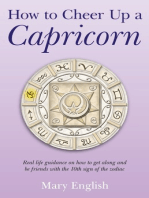 How to Cheer Up a Capricorn