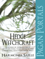 Pagan Portals - Hedge Witchcraft