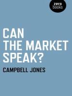 Can The Market Speak?