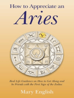 How to Appreciate an Aries