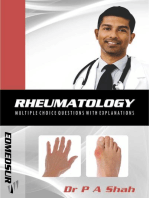 Rheumatology Multiple Choice Questions with Explanations