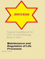 Topical Guidebook For GCE O Level Biology 2 Part 1